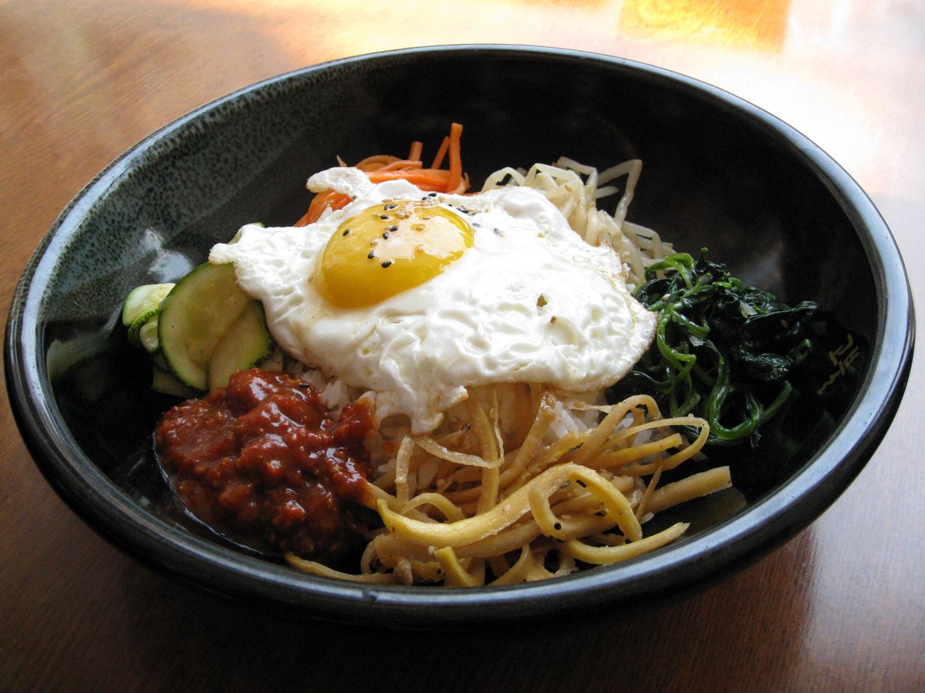 Bibimbap Recipe — Dishmaps